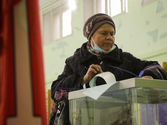 Явка в первый день голосования в Госдуму по Москве превысила 23%