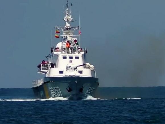 Корабль ВМС Украины, поврежденный в Черном море, вернулся в пункт дислокации