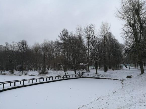 Петербуржцев снова ожидает необычно морозная погода