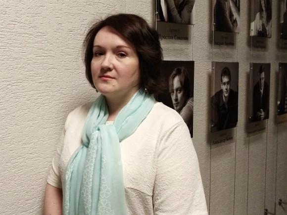 Фото из личного архива Елены Чукиной
