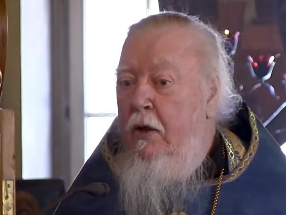 В РПЦ назвали причину смерти протоиерея Дмитрия Смирнова
