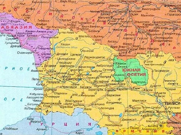 В Грузии до сих пор не задержали захватчика заложников, который их освободил в обмен на 0 тысяч