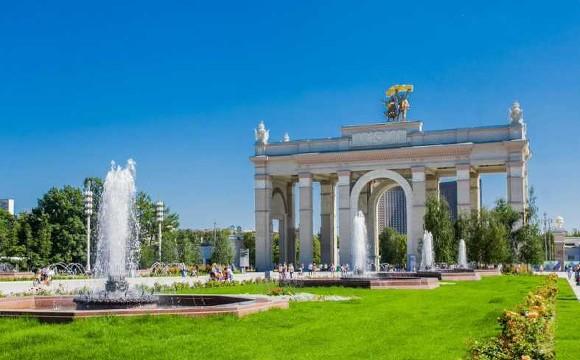 Жара в Москве побила рекорд 1917 года