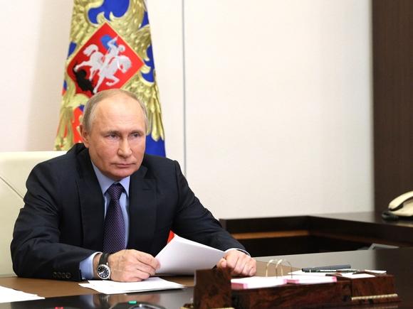 Путин допускает вступление Украины в НАТО