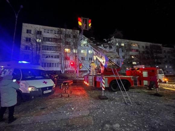 В Набережных Челнах выросло число пострадавших при взрыве в жилом доме