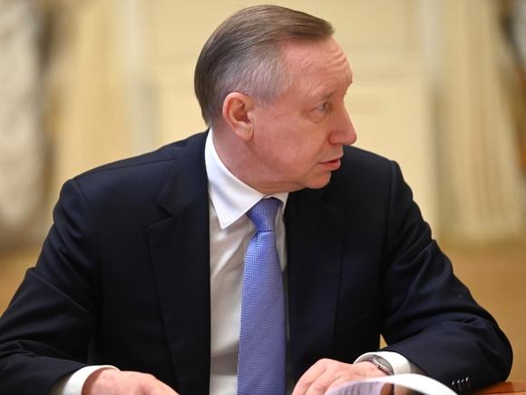 Губернатор Петербурга попал в санкционный «список Навального»