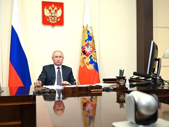 Путин заявил, что его всегда есть за что критиковать