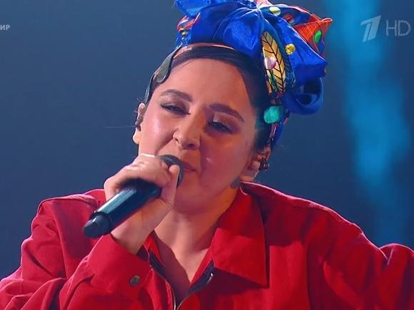 Манижа спела в финале Евровидения (видео)