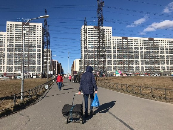 Фото ИА «Росбалт», Анжела Новосельцева