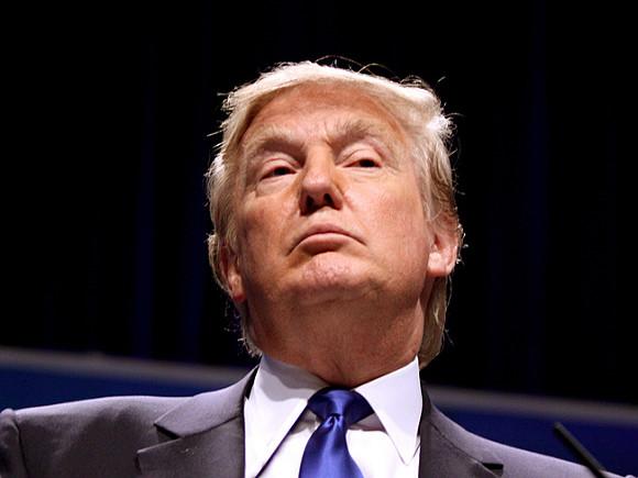 Трамп прилетел во Флориду