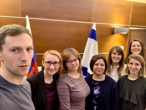 Фото предоставлено Генконсульством Израиля в Санкт-Петербурге