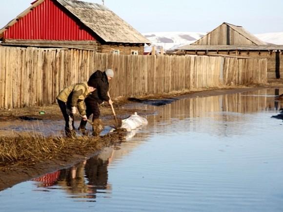Почти 150 соцобъектов пострадали от паводка в Забайкалье