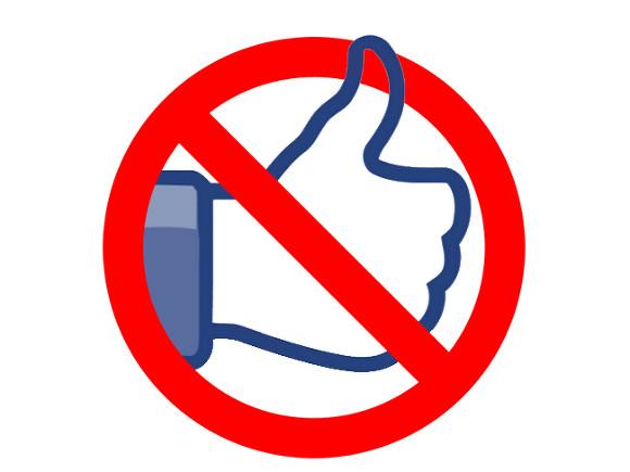 Facebook удалил аккаунт украинского депутата, связанного с «российским вмешательством» в выборы