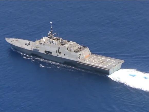 США уведомили Турцию о проходе двух кораблей ВМС в Черное море