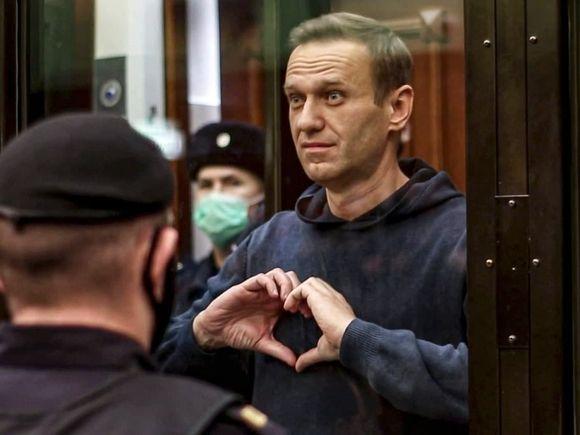 Для меня это год врачей: Навальный передал новое сообщение на волю