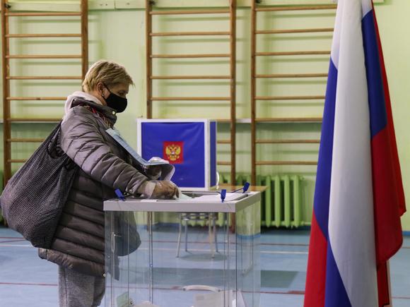 «У партии власти меньше 50%»: ЦИКу осталось обработать пятую часть протоколов участковых избирательных комиссий