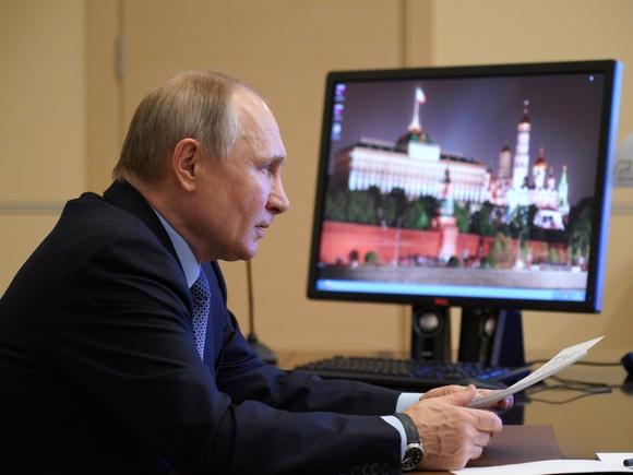 Опрос Левада-Центра: россияне назвали главные провалы политики Путина