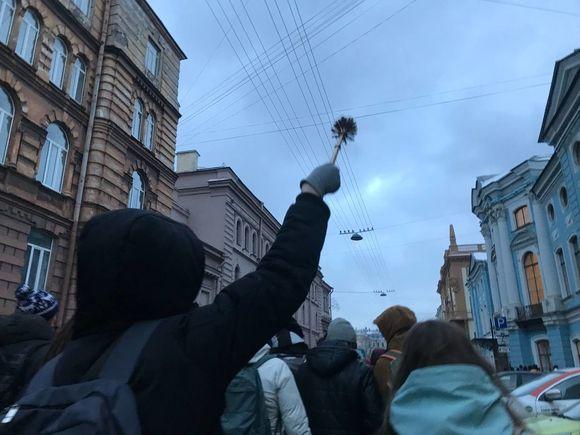 Эксперт: Акции протеста— тревожный звонок для всей власти