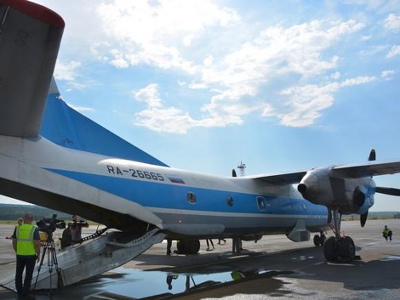 В Хабаровском крае нашли обломки пропавшего самолета Ан-26