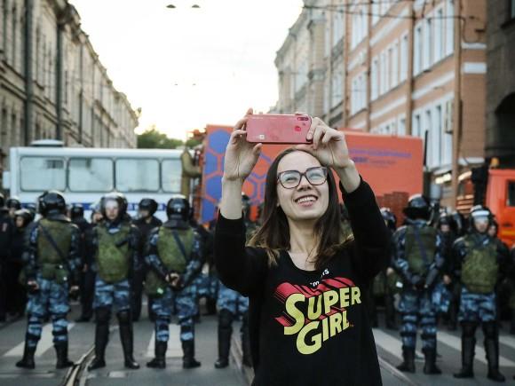 Власть пытается запугать молодежь репрессивной кампанией