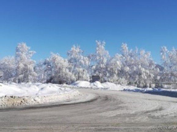 Петербургу пообещали ослабление мороза до минус 5 градусов