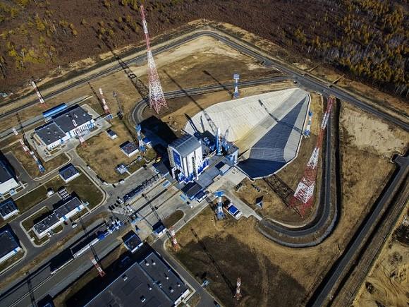 Одного из руководителей центра, связанного с космодромом Восточный, задержали по подозрениям в мошенничестве