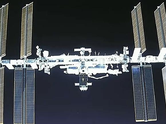 Давление в российском модуле МКС падает быстрее, чем раньше