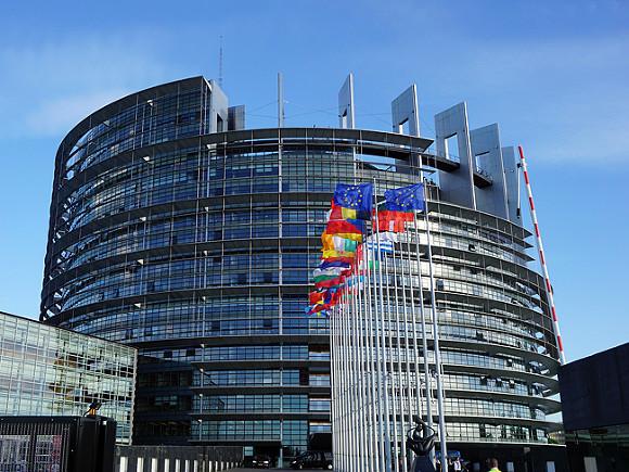 Европарламент призвал ЕС ввести санкции против России из-за Навального и остановить «Северный поток-2»