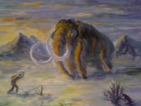 Ученые доказали, что в вымирании мамонтов люди не виноваты