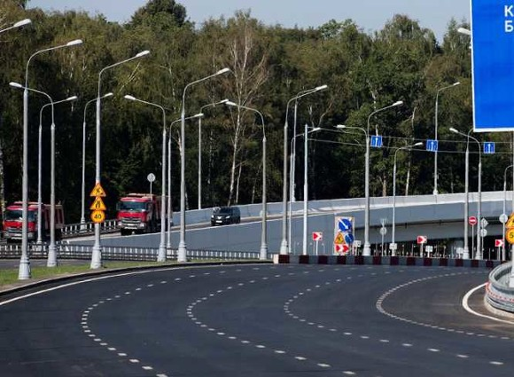 В «новой Москве» приступили к строительству второй очереди дороги Мамыри— Пенино— Шарапово