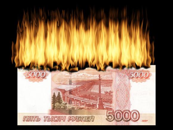 Аналитик CMS Institute: Ситуация вокруг Донбасса подпитывает девальвацию рубля