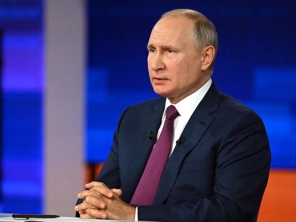 Путин заверил, что власти очень переживают из-за падения доходов россиян