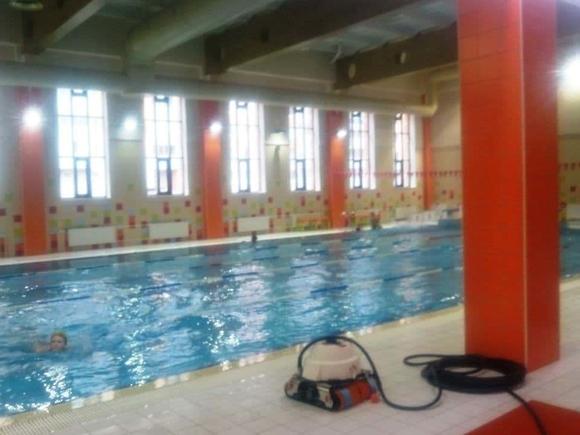В Таганроге шестеро детей отравились хлором в бассейне