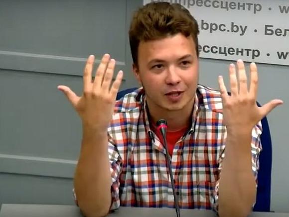 Как «подбитый» Протасевич стал звездой белорусского ТВ