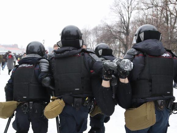 Финский журналист рассказал об агрессии силовиков на акции протеста в Москве