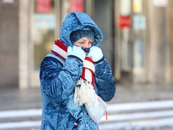 В Москве похолодает до минус 22 градусов