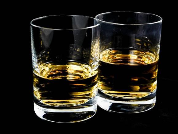 В России ощутимо сократилось производство алкоголя