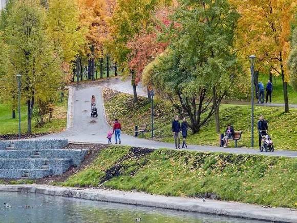 Новый парк появится на юго-востоке Москвы через два года