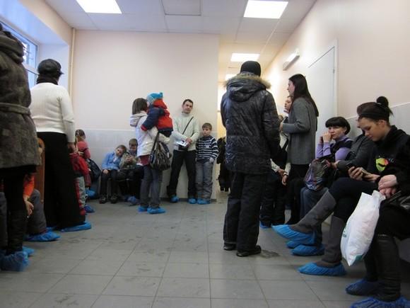 Названы болезни, из-за которых москвичи чаще всего приходят к врачу