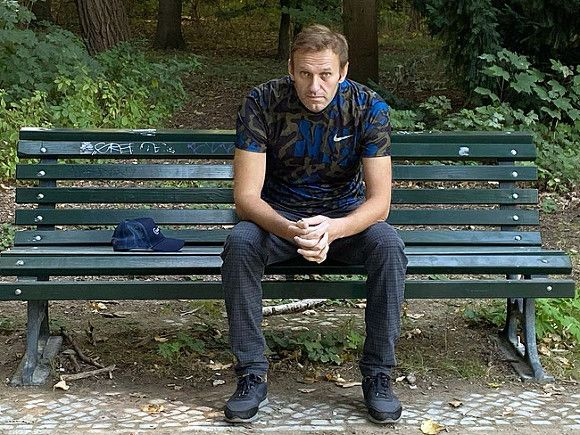 """Алексей Навальный: """"Я утверждаю, что за преступлением стоит Путин"""""""