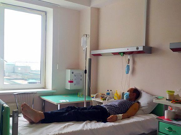 Более тысячи москвичей попали в больницы с COVID-19 за сутки