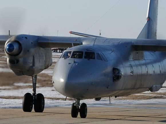 Допрошены техники, обслуживавшие упавший под Хабаровском военно-транспортный Ан-26