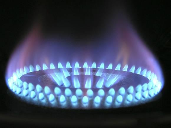Цена газа в Европе вышла на рекордную отметку в $900 за 1тыс. кубометров