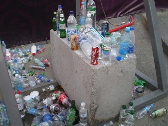 В Петербурге расширился список отходов на сдачу в экомобили