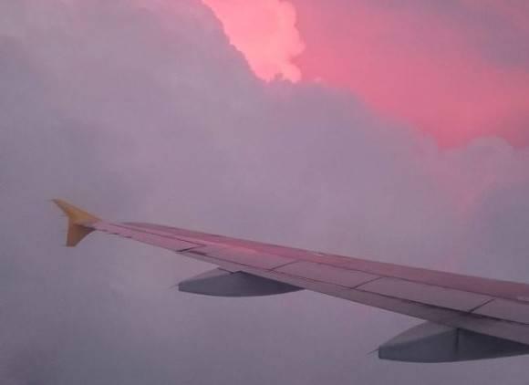 Самолет по технической причине вернулся в аэропорт после вылета из Благовещенска