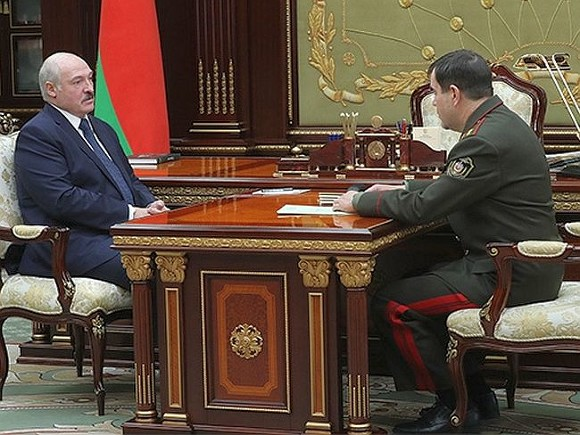 "<p><strong>Lukaşenko və &ldquo;KQB&rdquo; &ldquo;Maydan&rdquo;a imkan verməyəcək - <span style=""color:#ff0000"">GÖRÜŞ</span></strong></p>"
