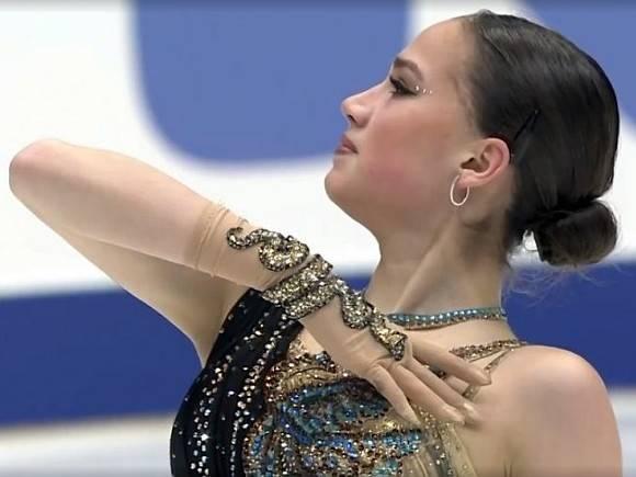 Алина Загитова решила приостановить карьеру