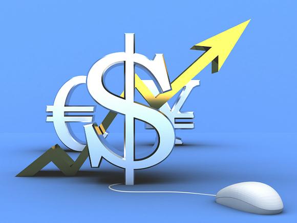 Доллар и евро незначительно подросли к рублю