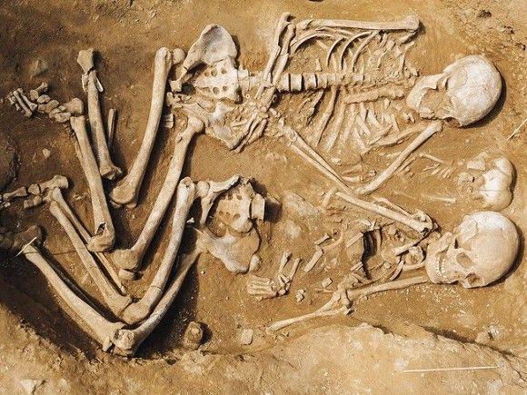 Археологи нашли в Перу детские гробницы инков