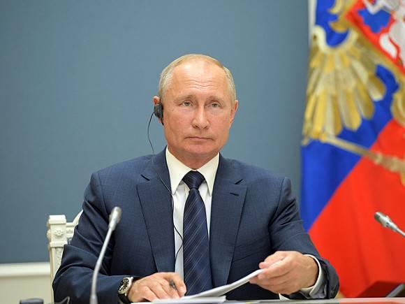 Путин объявил о создании фонда помощи больным детям на деньги с налогов состоятельных россиян